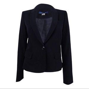 New Tommy Hilfiger midnight blue 1 button blazer